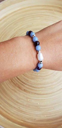 bracelet ange gardien