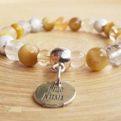 bracelet plexus solaire