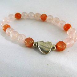 lithothérapie bracelet pour la fertilité féminine