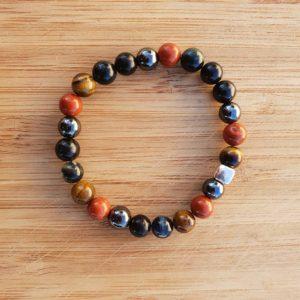 bracelet homme pour l'énergie