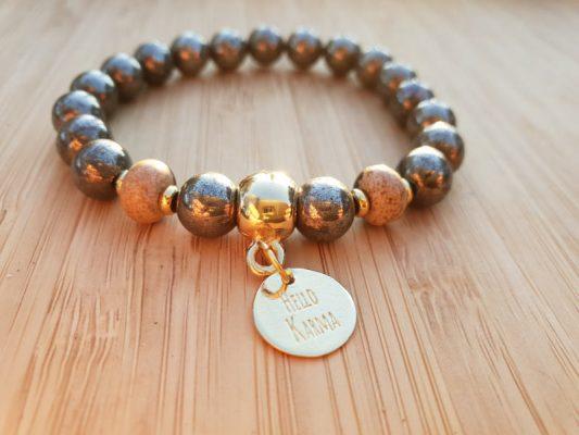 bracelet pour attirer l'argent