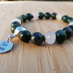 photo bracelet pour le chakra du coeur