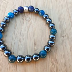 bracelet lithothérapie bac brevet stress