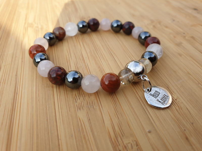 bracelet pierre stress