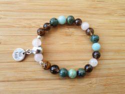 bracelet amour de soi lithothérapie