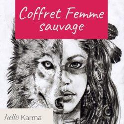 COFFRET FEMME SAUVAGE